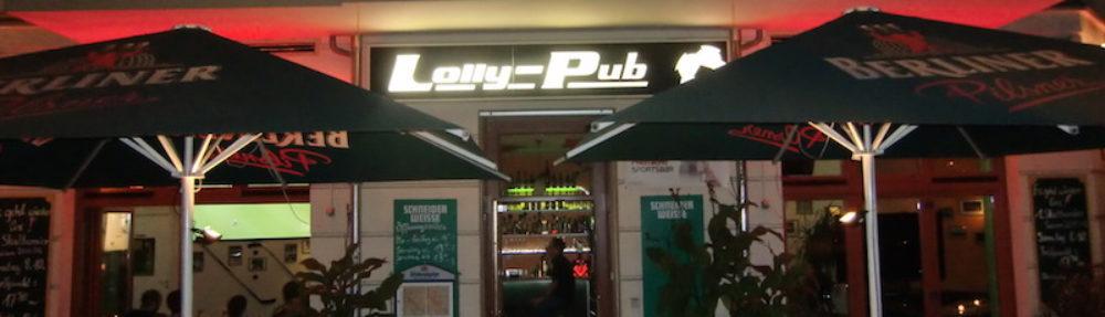 Lolly Pub – Die Sportsbar in Friedrichshain